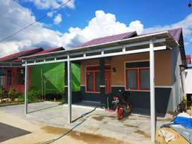 Take Over Rumah Jl Semangat Dalam Handil Bakti