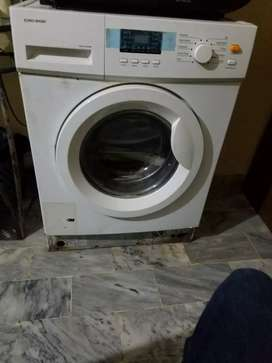 Only dryer machine . my pro electrolux company
