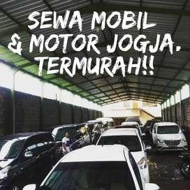 Sewa Rental Mobil Motor Jogja Avanza Innova Manual Matic Lepas Kunci