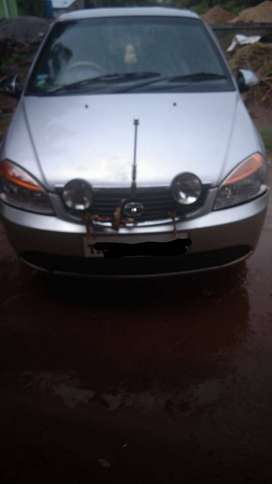 Tata Indigo LS 2006 running condition and everything in current.