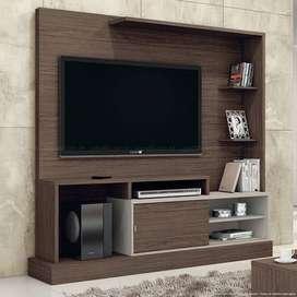 Rak TV Murah Custom Gratis Pilih Bahan dan Warna