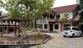 Hotel Murah Strategis Tanah Halaman Luas Kawasan Wisata Kaliurang