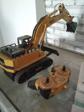 HUINA TOYS 1510 2.4G 1/16 11CH Alloy RC Excavator