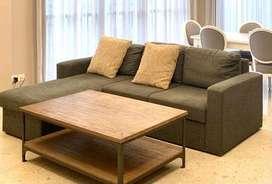 Sofa bed Bekas 4 Seat
