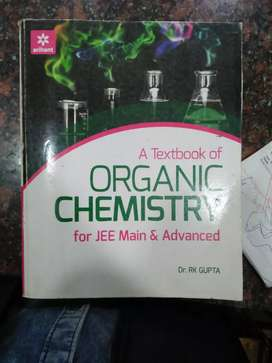 Books of organic chemistry