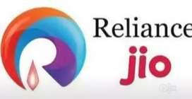 Permanent jobs opportunity in jio telecom company