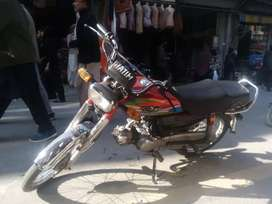 Super Asia 2017 model in very good condition