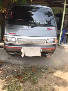 Dijual mobil colt150ss minibus