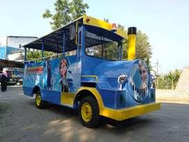 BT jual kereta mini wisata mesin mobil kijang full aksesoris