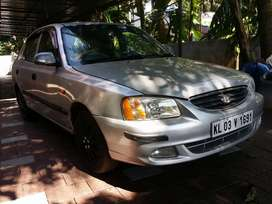 Hyundai Accent 2003 Petrol Well Maintained
