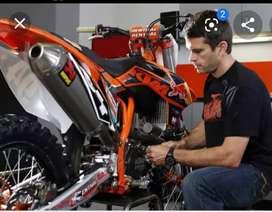 Designation : Bike Technician
