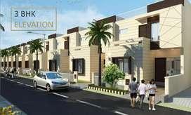 3Bhk Luxury Villa Rate 41.99Lacs Ajmer Road Jaipur