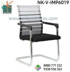 New IMP VISITOR CHAIR B/W