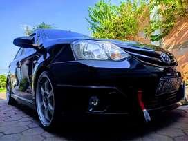 Toyota etios tahun 2014