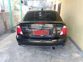 Dijual mobil hyundai avega 2011 limited edition