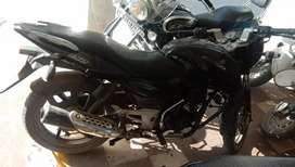 pulsar 150 good condition new tyre