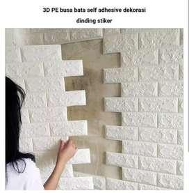 Wallpaper sticker 3D foam