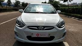 Hyundai Verna Fluidic 1.6 VTVT SX Opt, 2012, Petrol