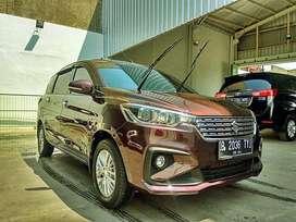 Suzuki Ertiga GX at 2018 Merah