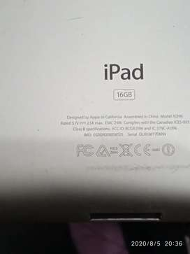 Ipad 2 16gb minus tc