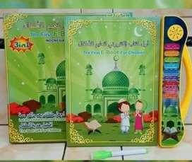 Mainan ebook anak muslim dengan stylush