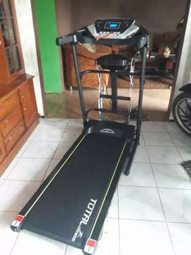 Terlaris treadmill elektrik tl 246 3-fungsi