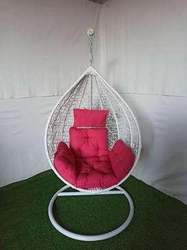 Swing chairs waterproof and rustproof at resonable price