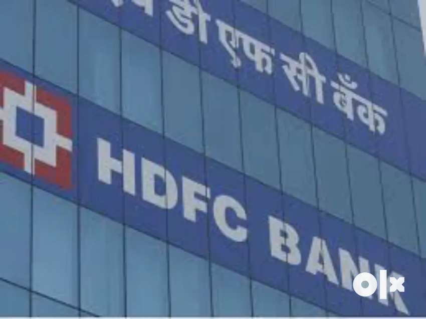 Job requirement in hdfc bank 0