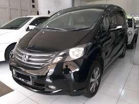 Honda Freed PSD Hitam 2011 full original terawat mulus