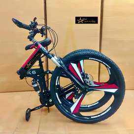 Brand New BM Foldable Cycles With 21 Speed Gears