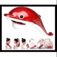 lat Pijat Dolphin BESAR - Dolphin Massager Lumba-Lumba Infrared