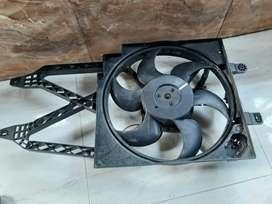 Tata indigo radiator fan