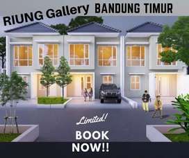 Ekslusif Rumah 2 Lantai di Riung Bandung Timur Limited
