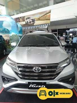 [Mobil Baru] Promo Akhir Tahun Toyota Rush S TRD Sportivo A/T