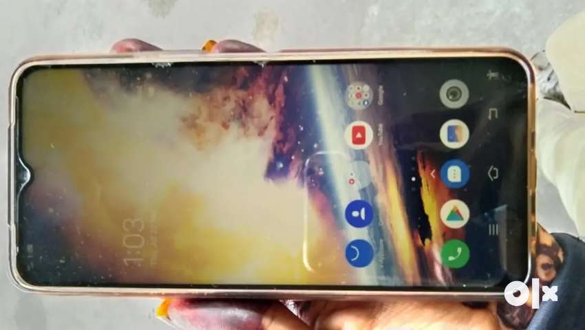 Vivo 2027 8 months old mobile nothing problem excellent condition bill