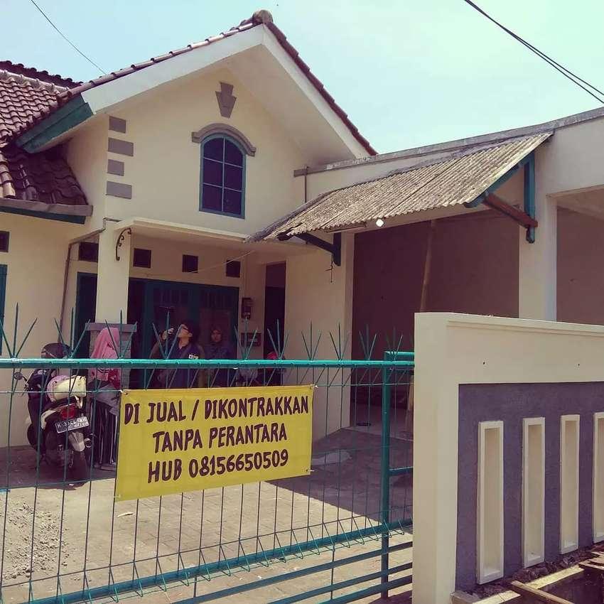 JUAL TANPA PERANTARA : Rumah Usaha Klipang Semarang 0