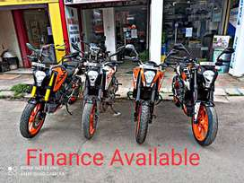 Sell or exchange KTM DUKE 200 & 125 available for finance