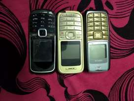 Old Nokia mobiles
