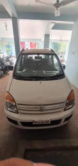 Wagon R LXI best condition. With no maintenance.