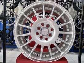 Velg Mobil Mirage, Vios, Attivo Ring 16 Silver ARROW HSR