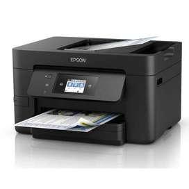 Printer workforce pro WF-3721, A4, ADF, PSC, Fax