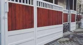 Nerimah pembuatan pagar grc @2796