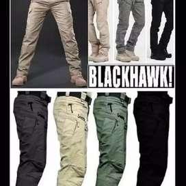 Celana panjang tactical/Blackhawk