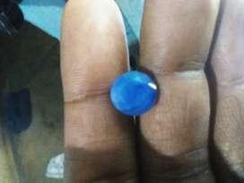 Certified Ceylon Original Blue Sapphire Gemstone
