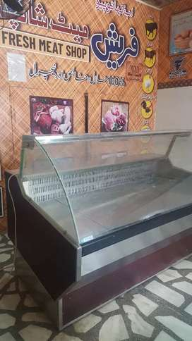 Meat display chiller for sale