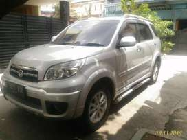 Daihatsu terios tx adventure metik 2012