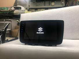 Hybride Suzuki Baleno  Android Music Player With Navigatiom Google Map