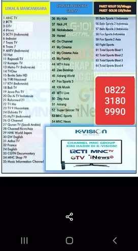 Siaran tv digital gratis