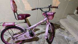 BSA (Model - Flora) bicycle (upto 7 years kids) - Rs.3800/- Negotiable