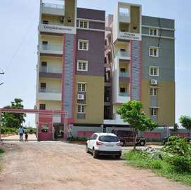 3BHK residential flat is available for sale in Morabadi, Ranchi.